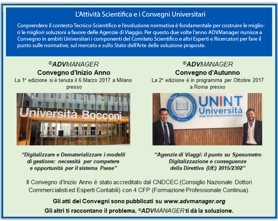 comitato scientifico convegni new